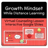 Growth Mindset while Distance Learning - Counseling Lesson