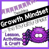 Growth Mindset with the Itsy Bitsy Spider
