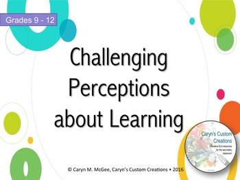 Growth Mindsets: Challenging Perceptions about Learning