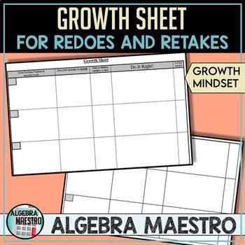 Growth Sheet