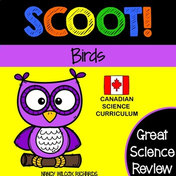 Growth and Changes in Animals, BIRDS SCOOT GAME