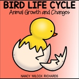 Growth and Changes in Animals   Bird Life Cycle   Integrated ELA and Math Unit