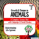 Growth and Changes in Animals: aligned to Ontario grade 2