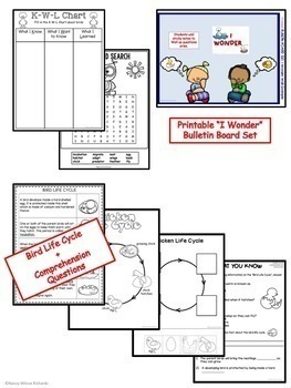 Growth and Changes in Animals  BUNDLE: Integrated ELA and Math Unit