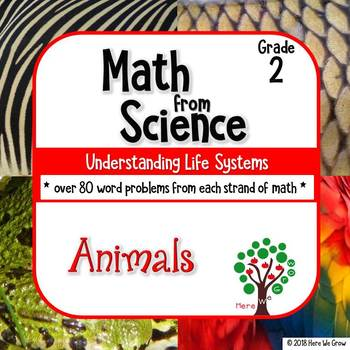 Growth and Changes in Animals: MATH Word Problems