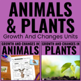 Growth and Changes in Animals and Plants BUNDLE - Ontario