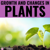 Growth and Changes in Plants - A Complete Plant Unit