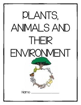 Growth in Plants and Animal Habitats - Manitoba curriculum