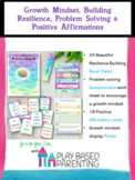 Growth mindset, building resilience, positive affirmations