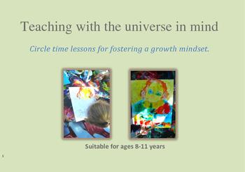 Growth mindset circle time activities