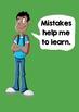 Classroom display - Growth mindset