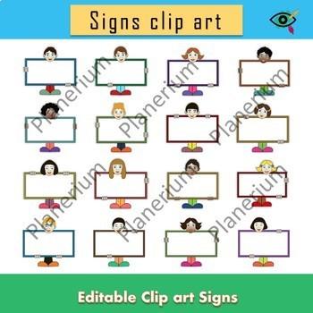 Growth mindset clip art