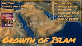 Growth of Islam 3.1.1-2