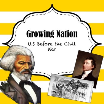 Growth of a Nation PowerPoint