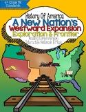 Westward Expansion: Exploration & Frontier{TN 4th Grade Social Studies Standard}