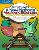 Westward Expansion: Exploration & Frontier{TN 4th Grade Social Studies Standard}