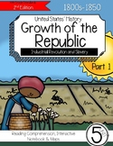 Growth of the Republic: Industrial Revolution and Slavery