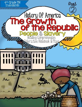 Growth of the Republic: People & Slavery {TN 4th Grade SS}