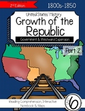 Growth of the Republic: Westward Expansion [2nd Edition]