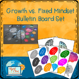 Growth vs. Fixed Mindset Bulletin Board Set