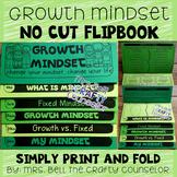 Growth vs. Fixed Mindset Flipbook