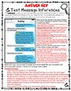 FREE RESOURCE - Inference Text Messaging Worksheets