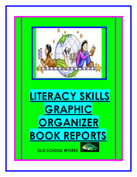 Graphic Organizer Book Reports