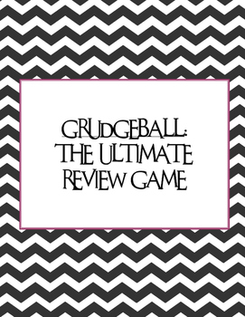 Grudgeball Review Game
