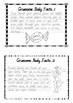 Gruesome Body Facts: Senior Handwriting Worksheet Set in Foundation Manuscript