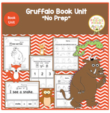"Gruffalo Book Unit ""No Prep"""