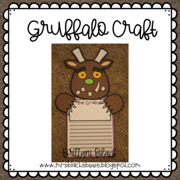 Gruffalo Craft