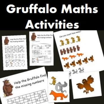 Gruffalo Maths Activity