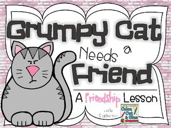 Grumpy Cat Needs a Friend