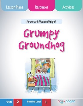 Grumpy Groundhog Lesson Plans & Activities Package, Second Grade (CCSS)