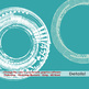 Grunge Circle Frame Clip Art, Messy Ink Round Borders, Scribble