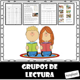 Grupos de lectura guiada (Spanish Guided Reading Groups)