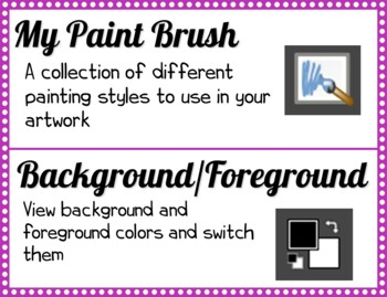 Gimp tool posters and quick reference guides