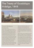 Guadalupe Hidalgo 1848 Study Notes