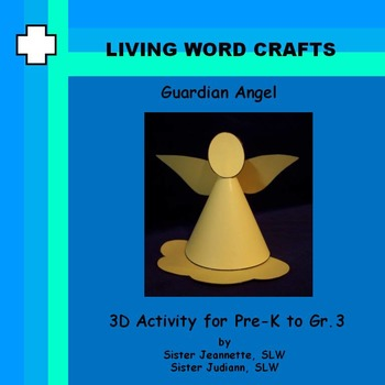 Guardian Angel 3D for Pre-K to Gr.3