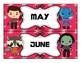 Guardians of the Galaxy Calendar Set
