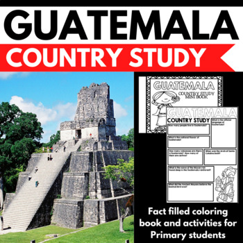 Guatemala Booklet Country Study