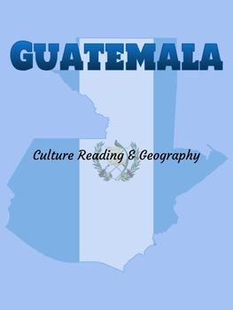 Guatemala Culture Reading and Comprehension questions