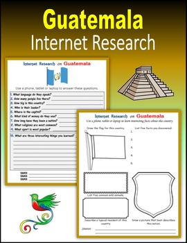 Guatemala (Internet Research)