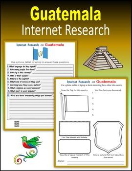 Guatemala (Internet Research)