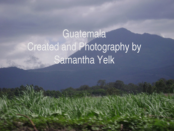 Guatemala Photo Slideshow