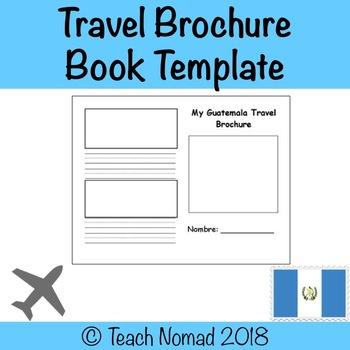 Guatemala Travel Brochure