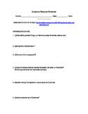 Guatemala Webquest