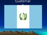 Guatemala and Nicaragua Powerpoint