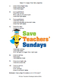 Guess the 2D shape lesson plans, worksheets and more