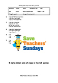 Guess the 3D Shape Lesson Plans, Worksheets and More
